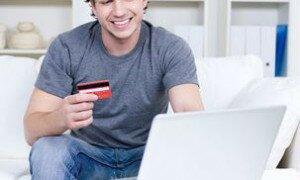 оформити кредитну картку через інтернет
