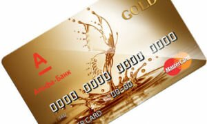 кредитна картка від Альфа-Банку